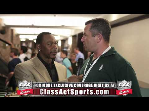 Former Jets Victor Green, Marty Lyons, & Jay Fiedler on Class Act Sports