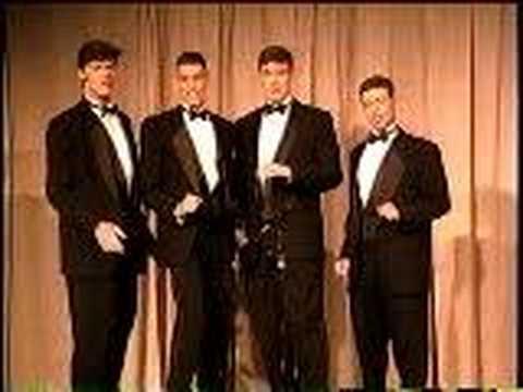 Heritage Station 1993 International College Quartet Champion
