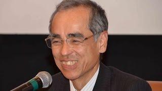 馬渕清資 北里大学教授(イグ・ノーベル賞受賞者) 2014.10.24