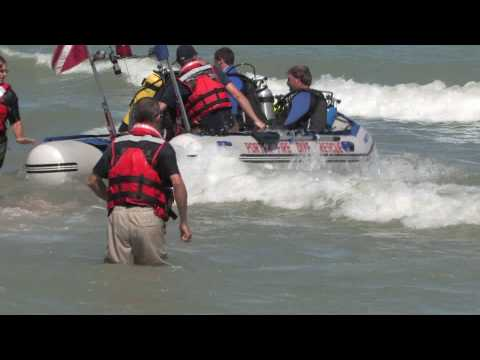 Jay Craig talks about his Sea Eagle Sport Runabout