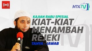 Live Streaming - Ustadz Khalid Basalamah | Tema : Kiat-Kiat Menambah Rezeki – Lanjutan