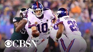 New York Giants crushed by Philadelphia Eagles