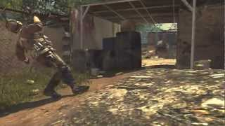 "MW3 Throwing knife bank shot montage/ Bucks: ""Repercussions"""