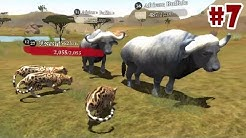 The Cheetah Online Simulator -African Buffalo- Android / iOS - Gameplay Episode 7