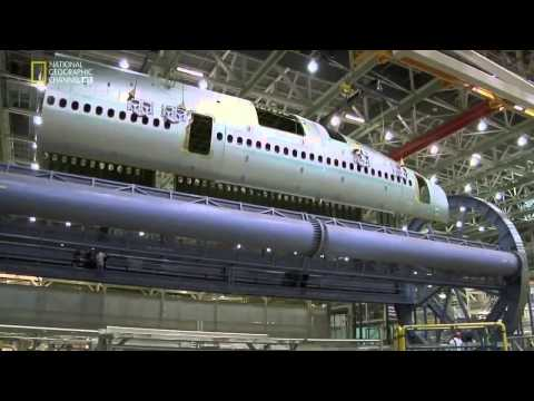 Building Boeing 747-8 Full Documentary - Worlds Longest Airl