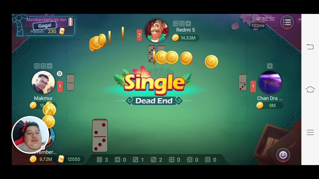 Higgs Domino Island Gaple Qiuqiu Online Poker Game Berbagi Game