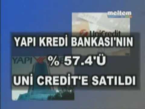 Yabancılara Satılan Türk Bankaları
