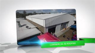 Commercial Roofing Brisbane - Pro Roofing