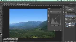 Как сделать тонировние фото в фотошоп с помощью gradient map (градиентная карта)(День Вдохновения на http://bephotolady.com/ Тонирование фотографии – это изменение окраски снимка, добавляя ему..., 2014-08-04T18:13:33.000Z)
