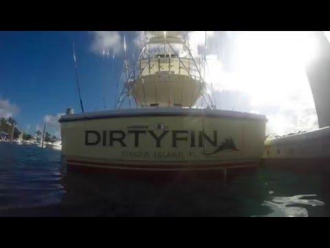 Silver Sailfish Derby 2016 'Team DirtyFin