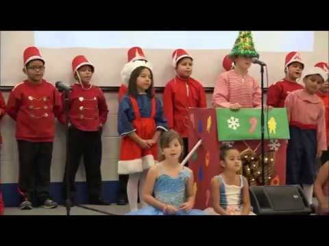 Toys The Night They Came Alive 2nd Grade Christmas