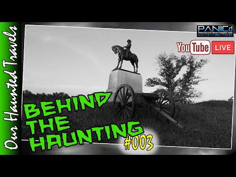 Is the Battle Still Raging | Behind the Haunting #003 by: PANICdVideos - Our Haunted Travels