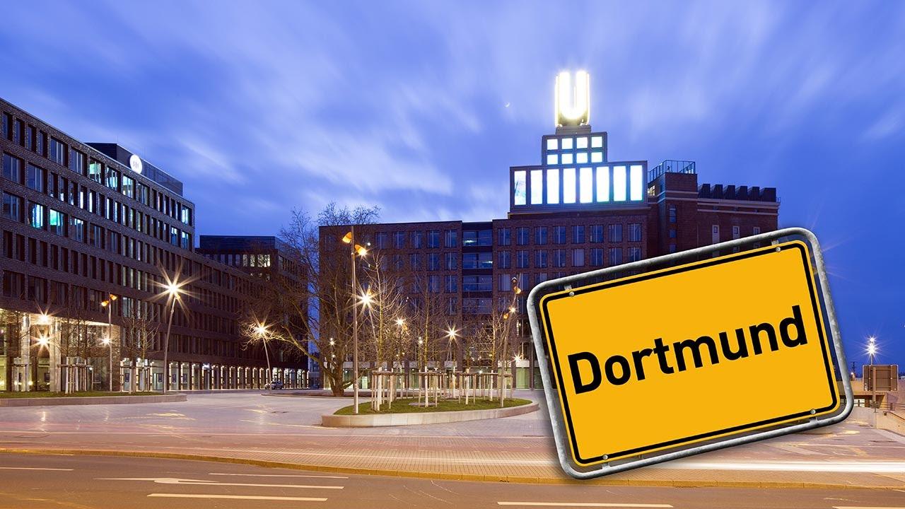 Sehenswürdigkeiten Von Dortmund Youtube