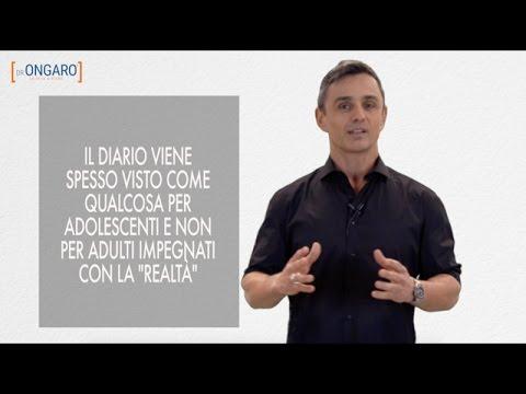 L'importanza del diario per migliorare se stessi - Dr. Filippo Ongaro