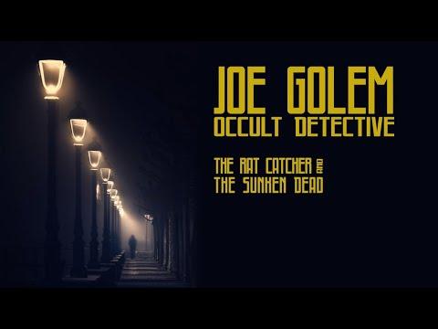 Joe Golem; The Ratcatcher And The Sunken Dead Review