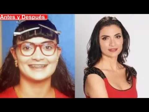 Elenco Yo Soy Betty la fea antes y despues, en la actualidad, actores, 15 años despues