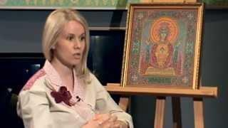 """Кристина Кондратьева об иконе """"Неупиваемая чаша"""""""