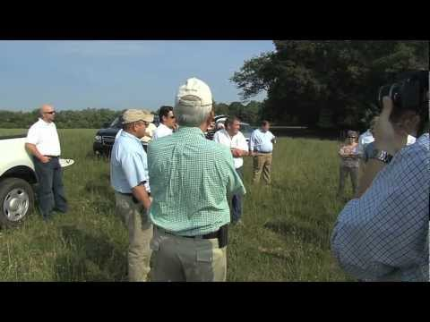 Farm Tour For Georgia Rep. Tom Graves