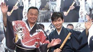 細川たかしの弟子・16歳の彩青がデビュー