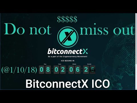 Bitconnect X, Why It's The Next Big Thing And How Not To Miss Out