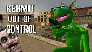 GMOD - Kermit the Frog Gone Wild