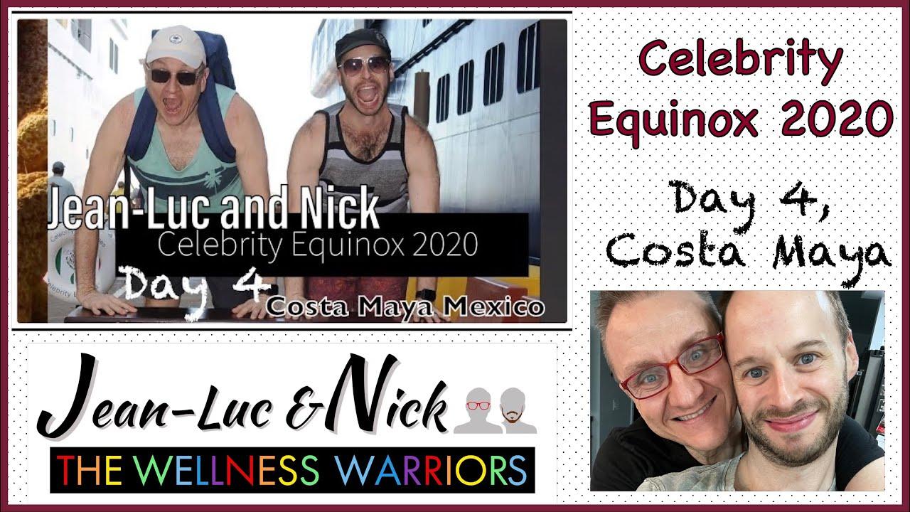 Celebrity Equinox 2020: Day 4, Costa Maya Mexico
