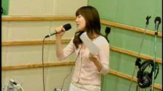 태연 Tae Yeon IF radio live