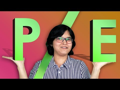 What Is P/E Ratio? Price / Earnings Ratio Of Stocks And Nifty Index Explained By CA Rachana Ranade