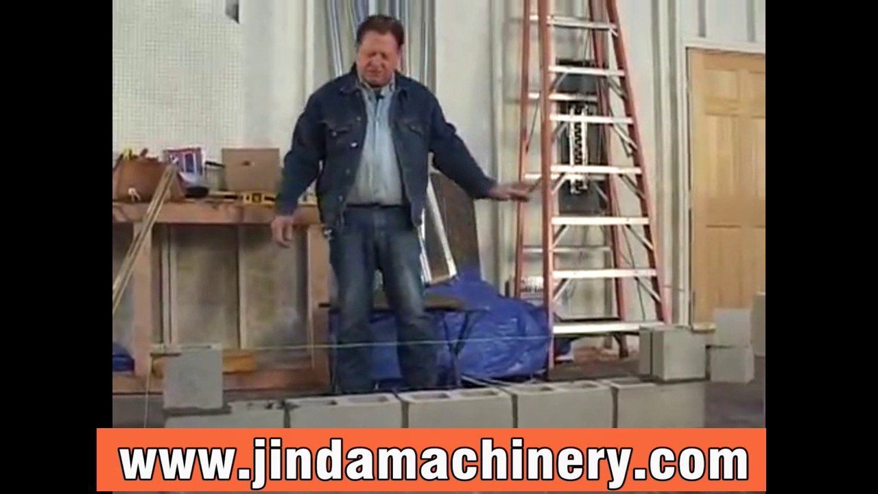 How To Build House With Concrete Hollow Blocks Build A