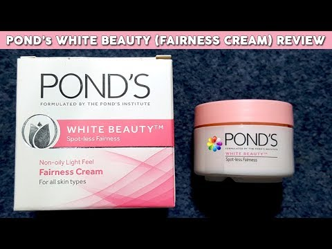 Ponds White Beauty Cream Review, Benefits, Uses, Price, Side Effects | Face Fairness Skin Care