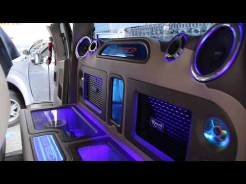 เครื่องเสียงรถยนต์ Toyota Vigo ไพศาลเทคนิค