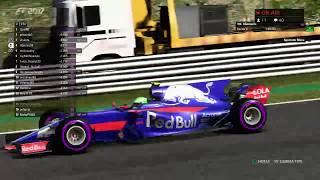 FRL - F1 2017 - F3 - S1 - Belgian and Italian Grand Prix