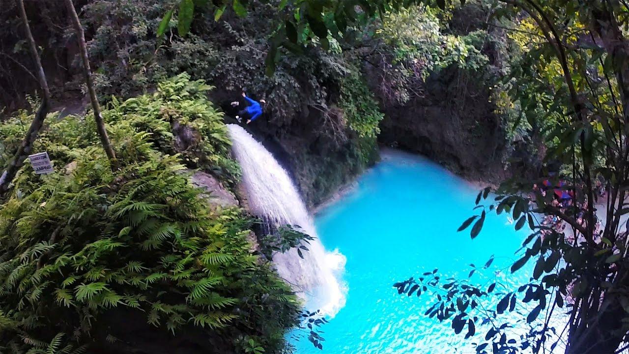 Canyoneering To Kawasan Falls Cebu The Philippines