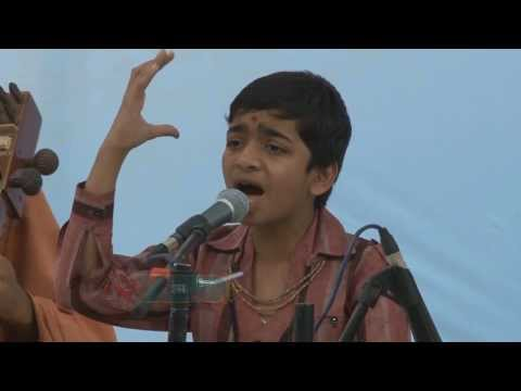 Swarit Shukle World Record Of singing 108 Classical RAGA in 13 Year Old
