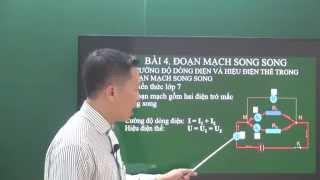 Vật lý 9: Đoạn mạch song song