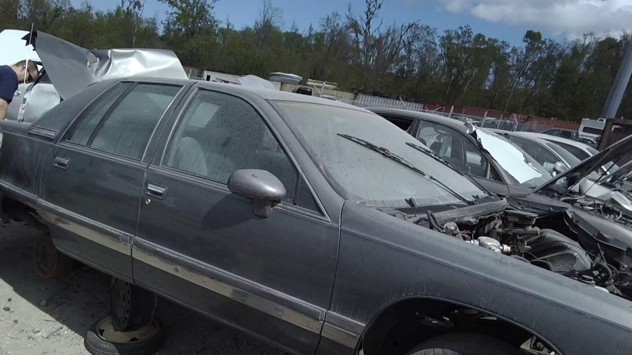 1992 Buick Roadmaster Sedan At Cash N Carry Junkyard In Savannah