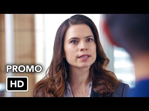 "Conviction (ABC) ""Her Redemption"" Promo HD"