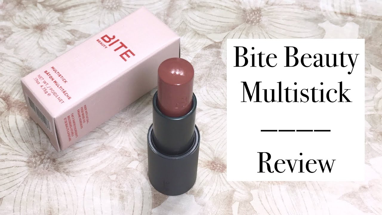 Bite Beauty Multistick - Review - YouTube