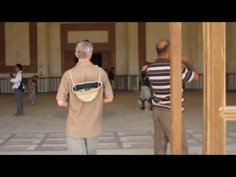 Saddam Hussein's Palace in Babylon Part I