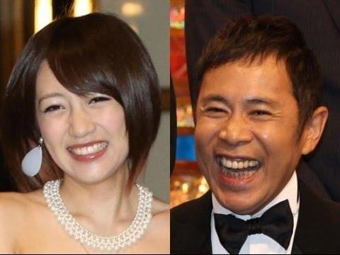 たかみな(AKB 高橋みなみ)、ナイナイ岡村隆史 熱愛報道の真相!