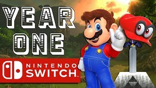 Nintendo Switch Year One in Review