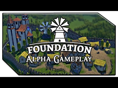 Foundation | Unser neues Dorf | #1 | Early Alpha