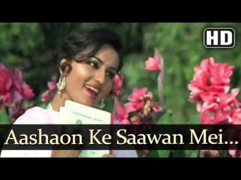 Aashaon Ke Sawan Mein, Mohammed Rafi & Lata Superhit Song, Aasha