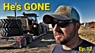 We SOLD our TRACTOR...