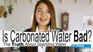 The Truth About Sparkling Water - Is Carbonated Water Bad for Your Health?