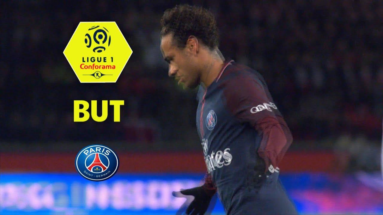 But Neymar Jr 73 Paris Saint Germain Dijon Fco 8 0 2017 18