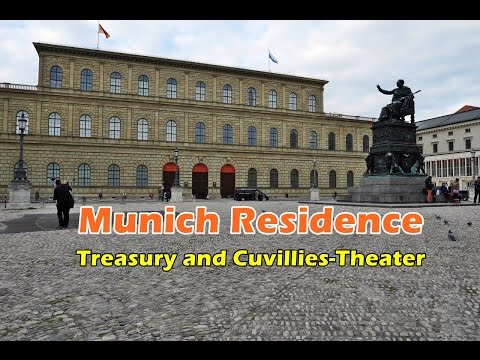 GoNoGuide SS1 EP63 - เที่ยวมิวนิค เข้าพิพิธภัณฑ์ ชมพระราชวังมิวนิค - Munich Residence