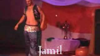 Jamil Male Belly dancer