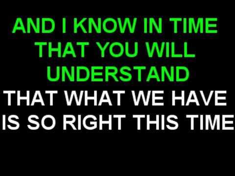 Backstreet Boys - I Need You Tonight (Karaoke)