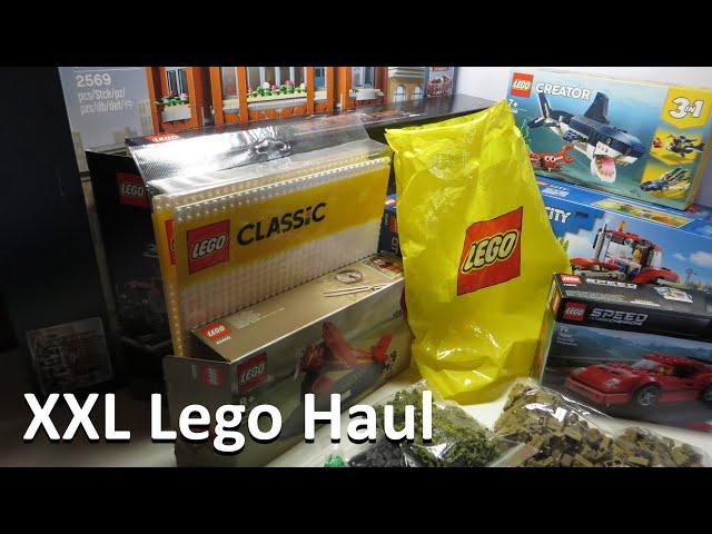 XXL Lego Haul